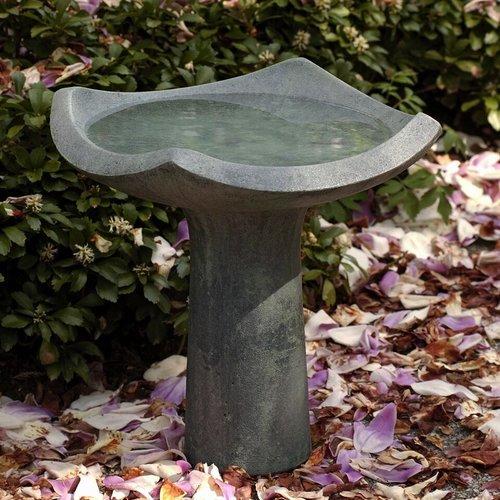 Cast Stone Oslo Birdbath