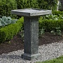Cast Stone Reef Point Birdbath