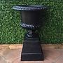 Cast Iron Medium Cast Iron Pedestal