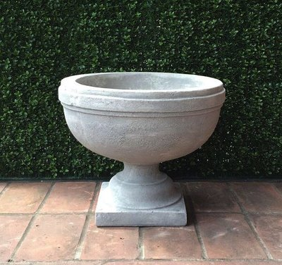 Cast Stone Crestline Urn