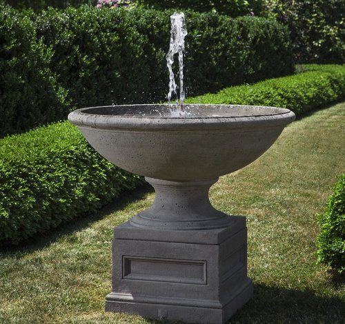 Cast Stone Condotti Fountain