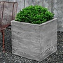 Cast Stone Chenes Brut Large Box Planter