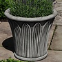 Cast Stone Palmetto Planter