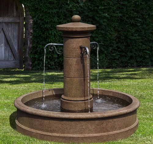 Cast Stone Avignon Fountain