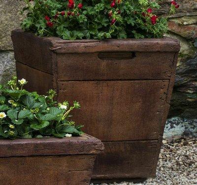 Cast Stone Medium Vendange Planter