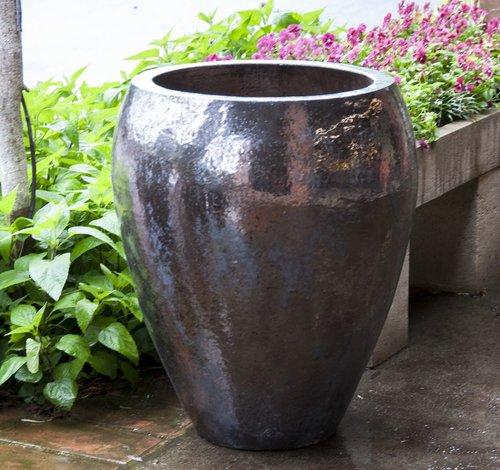 Glazed Paloma Jar