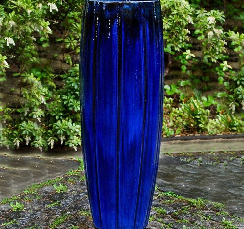 Glazed Isleta Planter