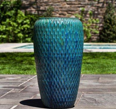 Glazed Talavera Jar