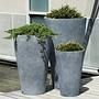 Fiberglass Vallarella Tall Planter