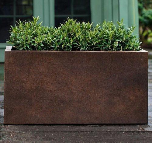 Fiberglass Sandal Planter