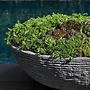 Fiberglass Stone Ledge Zen Bowl Set