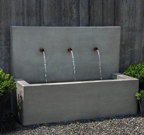 Cast Stone Long Beach Fountain