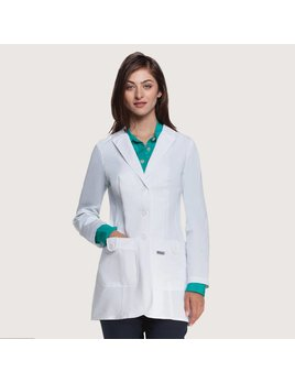 Barco Grey's Anatomy 7446 Fitted Lab coat 32""