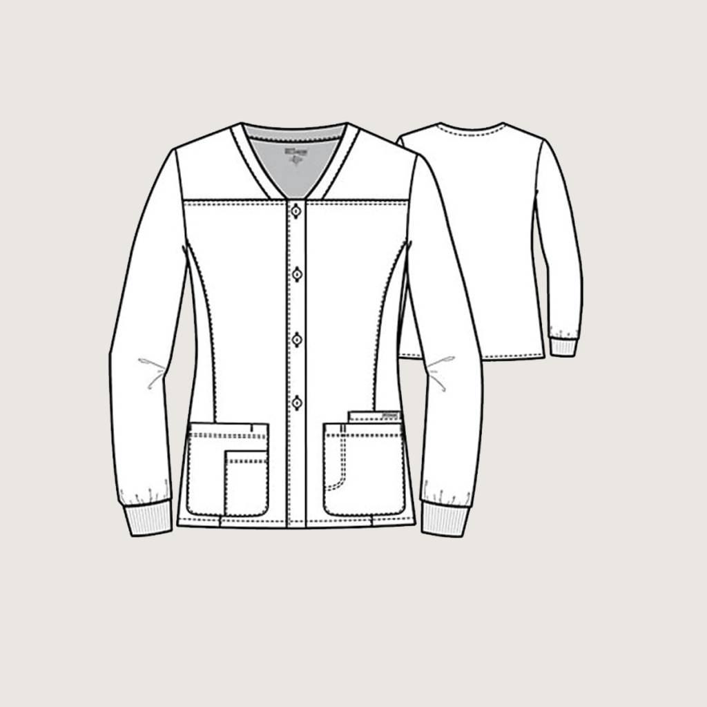 Barco Grey's Anatomy 4435 Warm-up Jacket