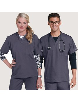 Cherokee Authentic Workwear 4777 Unisex VNeck  Top -