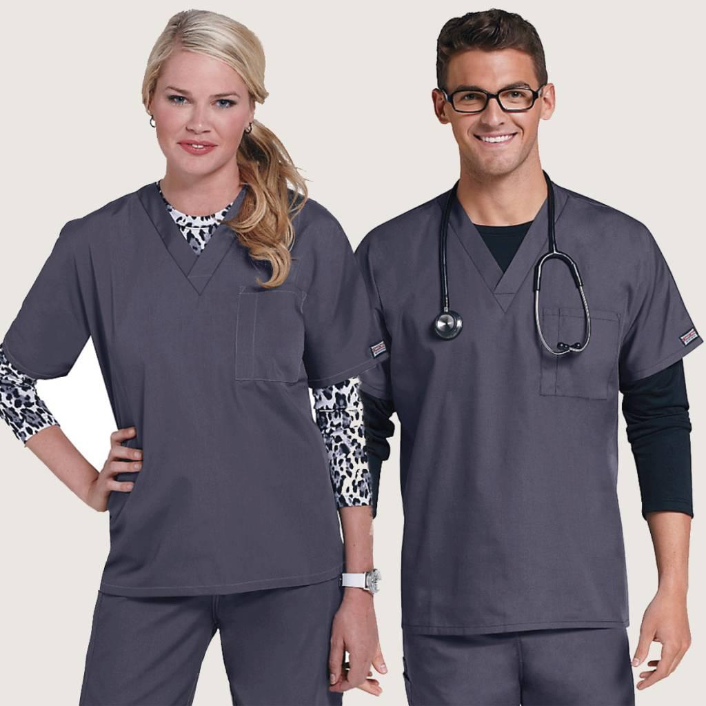 Cherokee Authentic Workwear 4777 Unisex VNeck  Top -