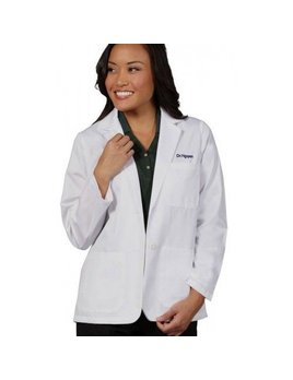 Landau 3230 Women's CONSULTATION COAT