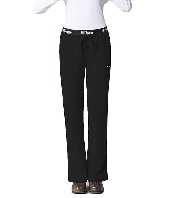 GREY'S ANATOMY Grey's Active 4275 Logo Pant