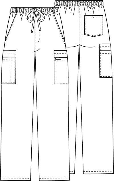 Cherokee 4000 Cargo Pant