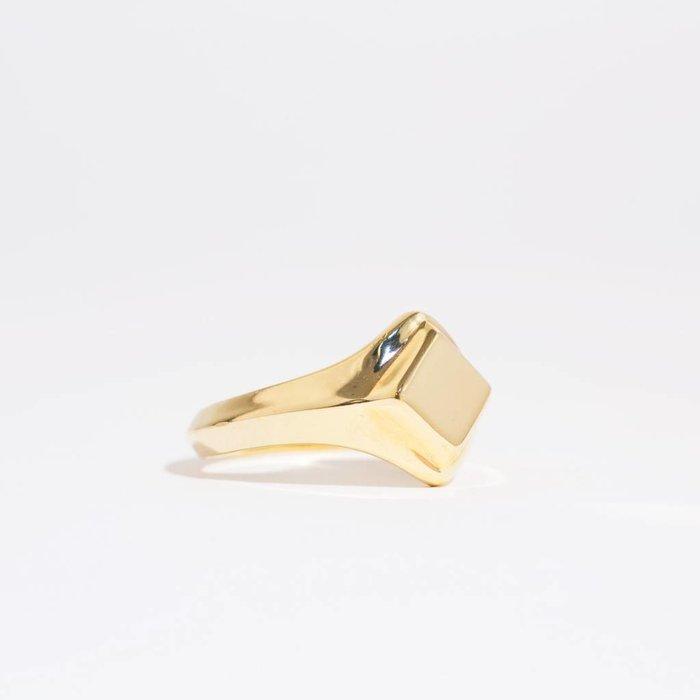 Pamela Love Apex Signet Ring