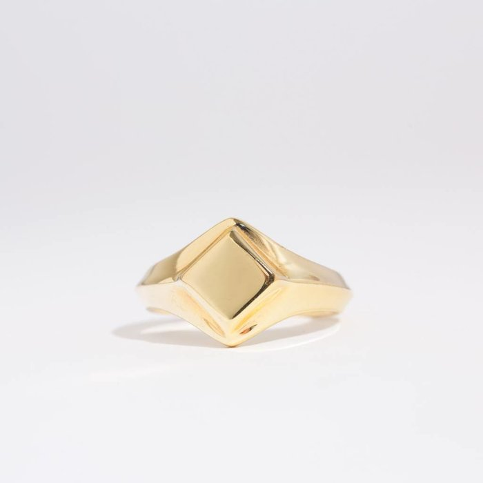 Pamela Love Apex Signet Ring