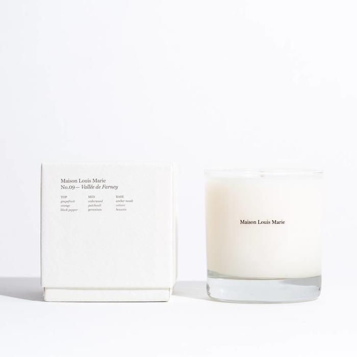 Maison Louis Marie Candles-  No. 09 Vallee De Farney