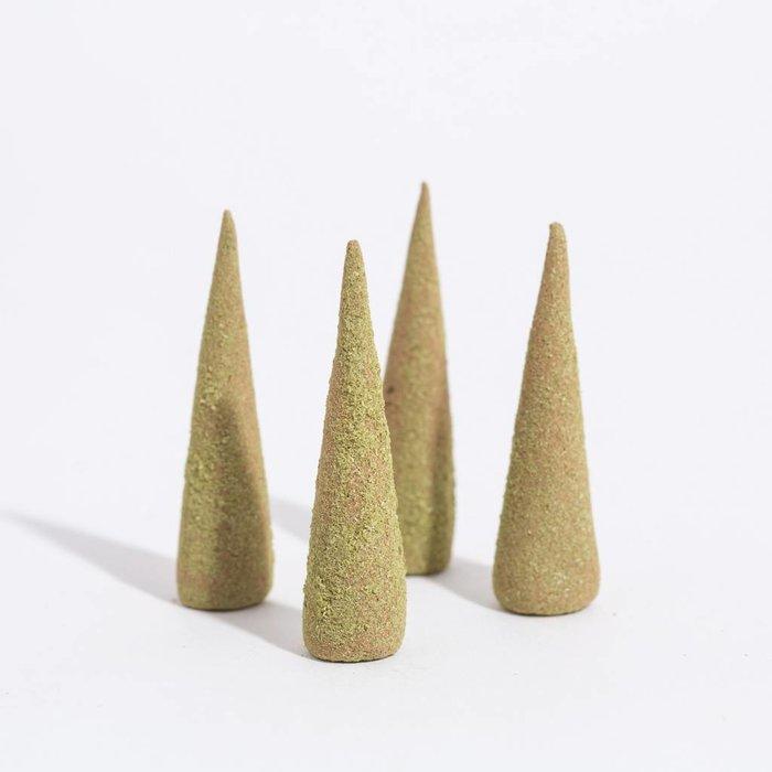 Good4You Incense Cones -  pine + pinon