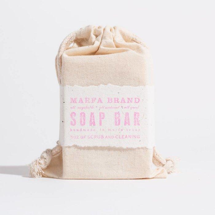 Marfa Brand Soap - Bergamot Grapefruit