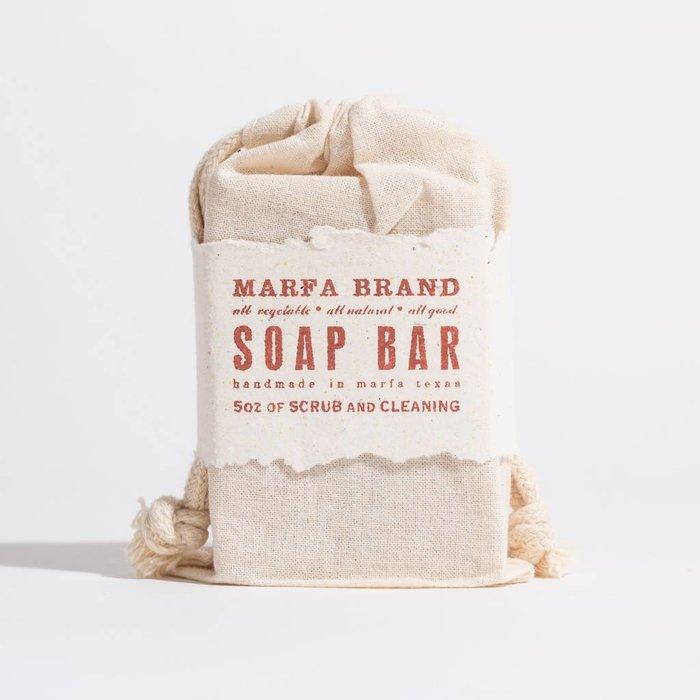 Marfa Brand Soap - Cedarwood & Sage