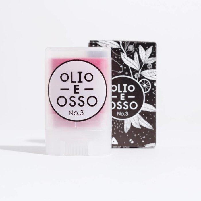 Olio E Osso Lip/Cheek Stick -  No. 3 Crimson
