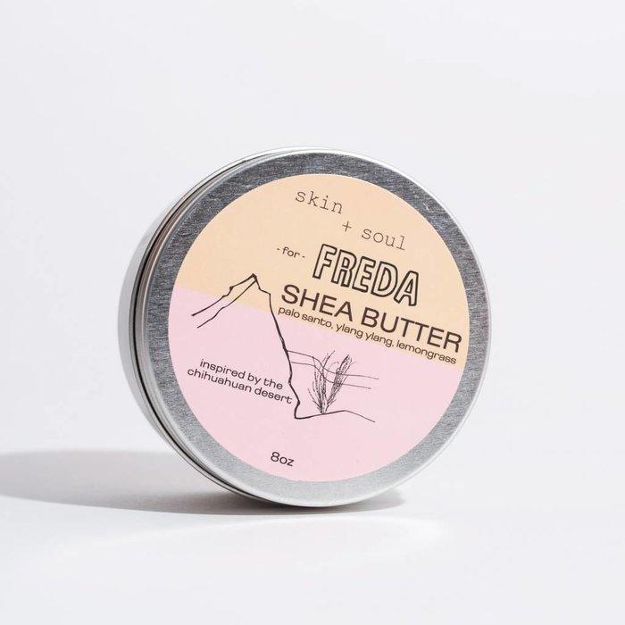 Skin & Soul Freda Shea Butter