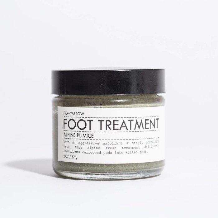 Pumice Foot Treatment