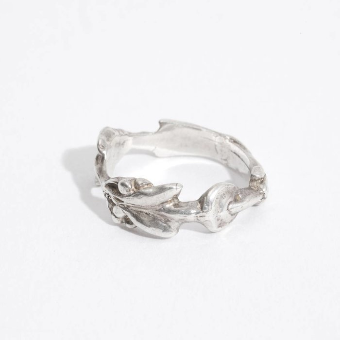 Saint Claude Louis XVI Ring - Sterling Silver