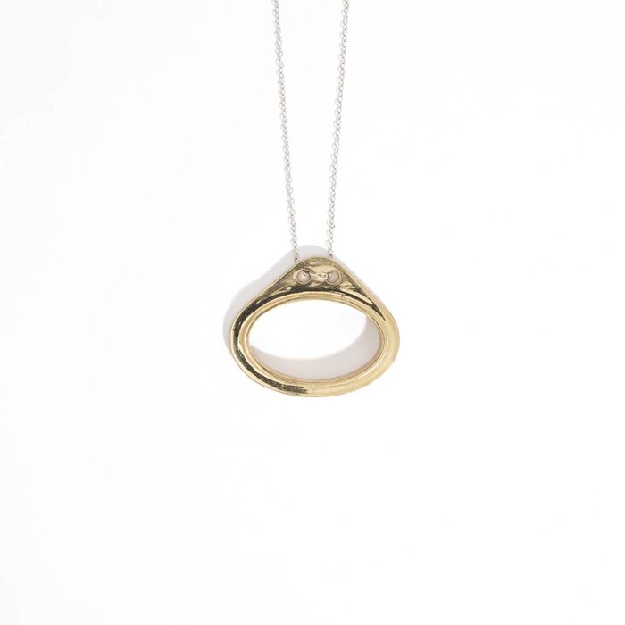 Aesa Glimmering Necklace