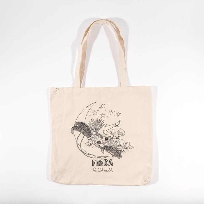 Freda Tote Bags - New Orleans