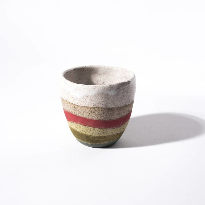 Shino Takeda Striped Cup