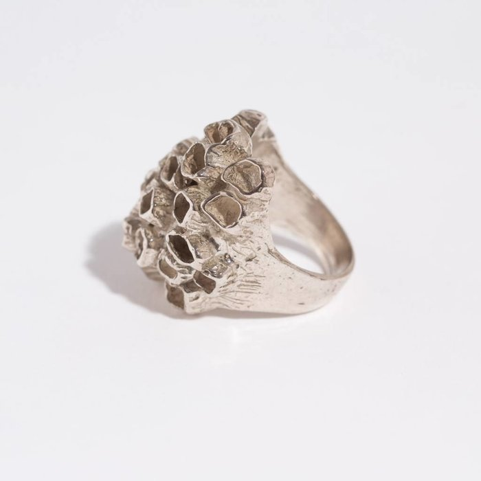 Saint Claude Barnacle Ring