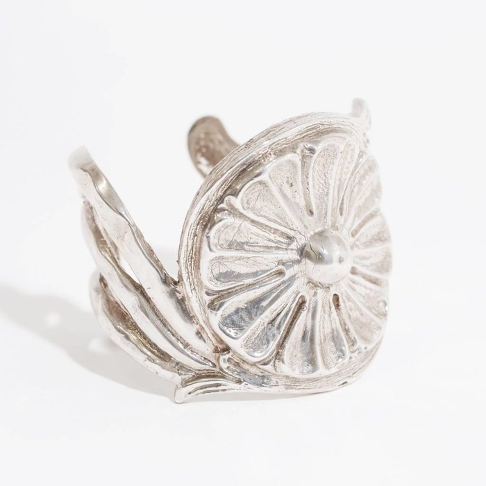 Saint Claude Wonder Woman Cuff - Sterling Silver