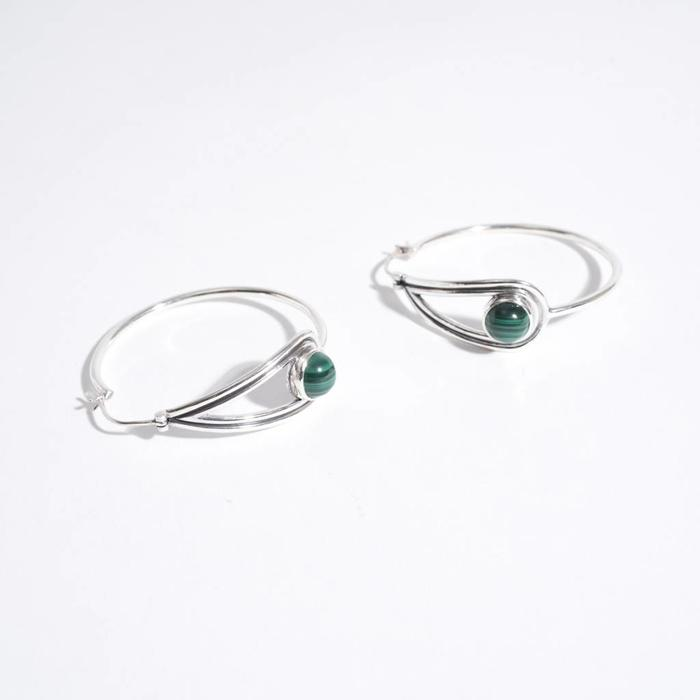 Pamela Love Rhea Hoops