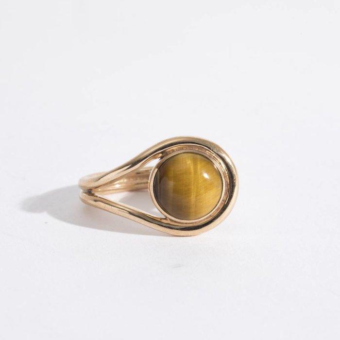 Pamela Love Lasso Ring