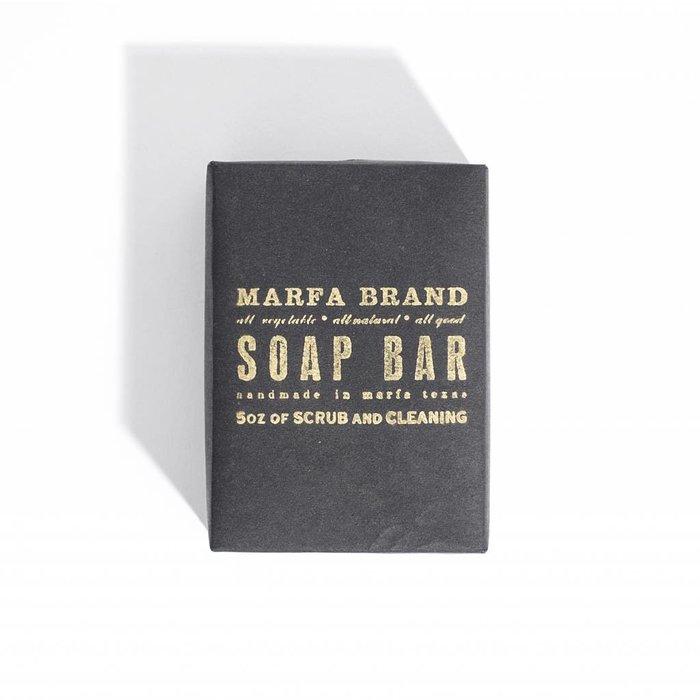 Marfa Brand Soap - Freda Signature Scent
