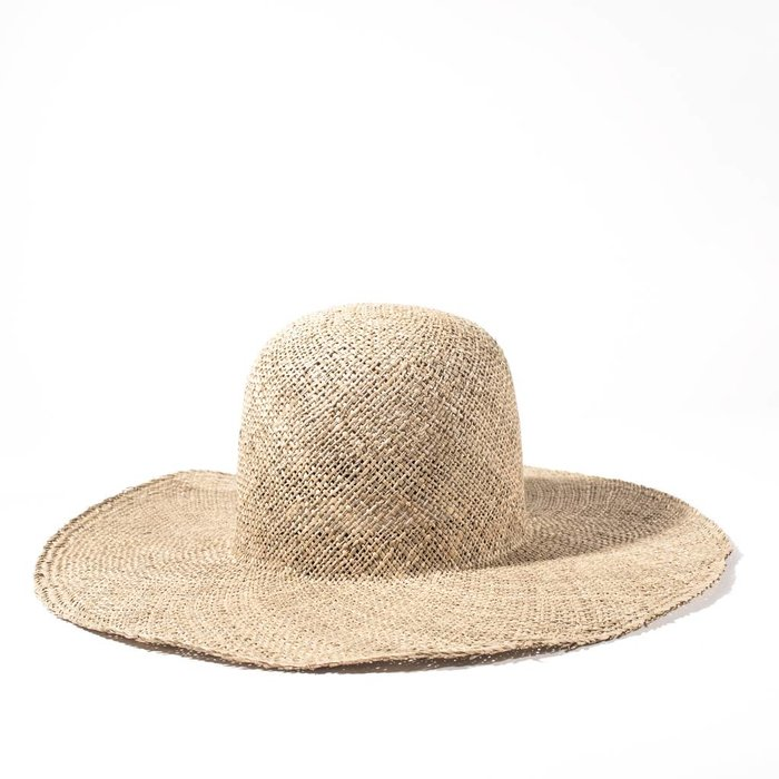 Clyde Dome Panama Seagrass Hat