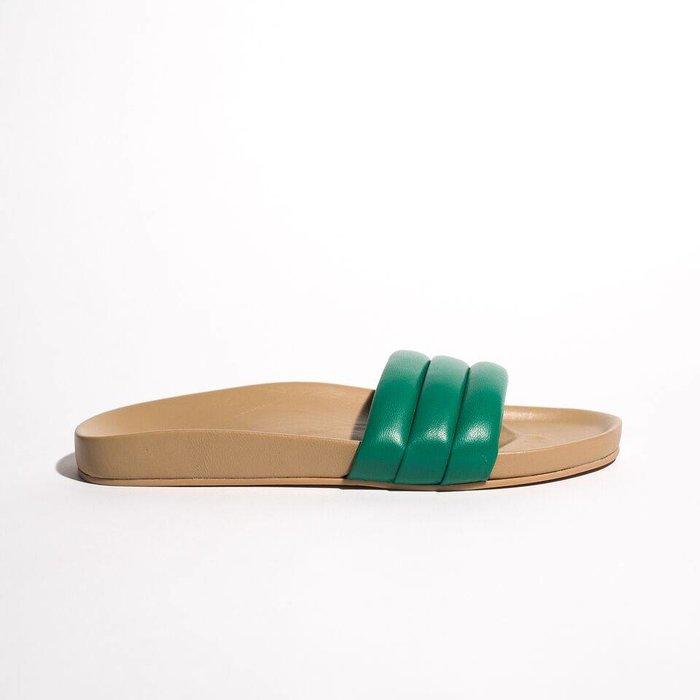 Beatrice Valenzuela Sandalia - Emerald