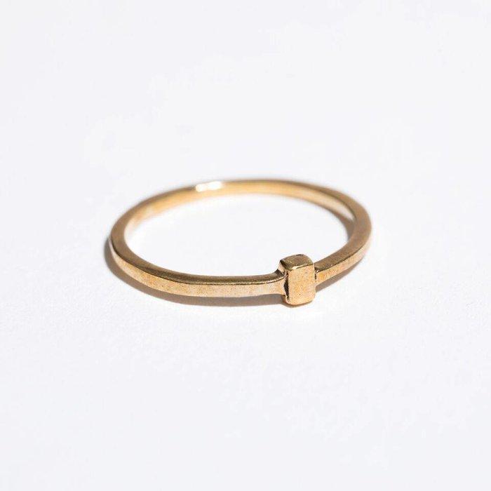 Aesa Whip Wedge Ring