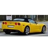 Corvette Jaune