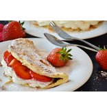 Heinz Strawberries Pancake