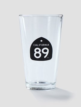 Pint Glass CA89 Pint Glass