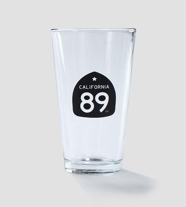 Pint Glass CA89 Pint Glass