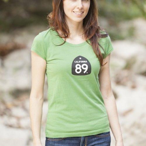 California 89 Paddleboard Women's Tee