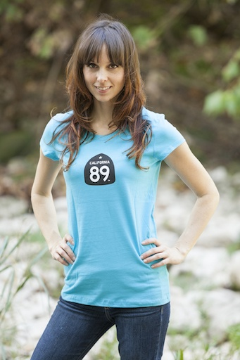 California 89 Paddleboard Women's Tee